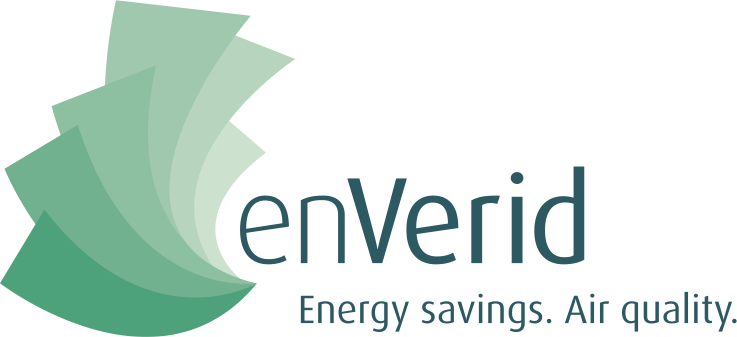 enVerid Logo Color With Tagline – CMYK